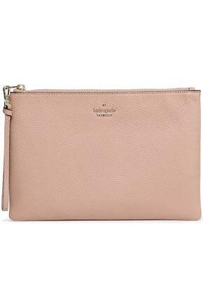 KATE SPADE New York Leather pouch