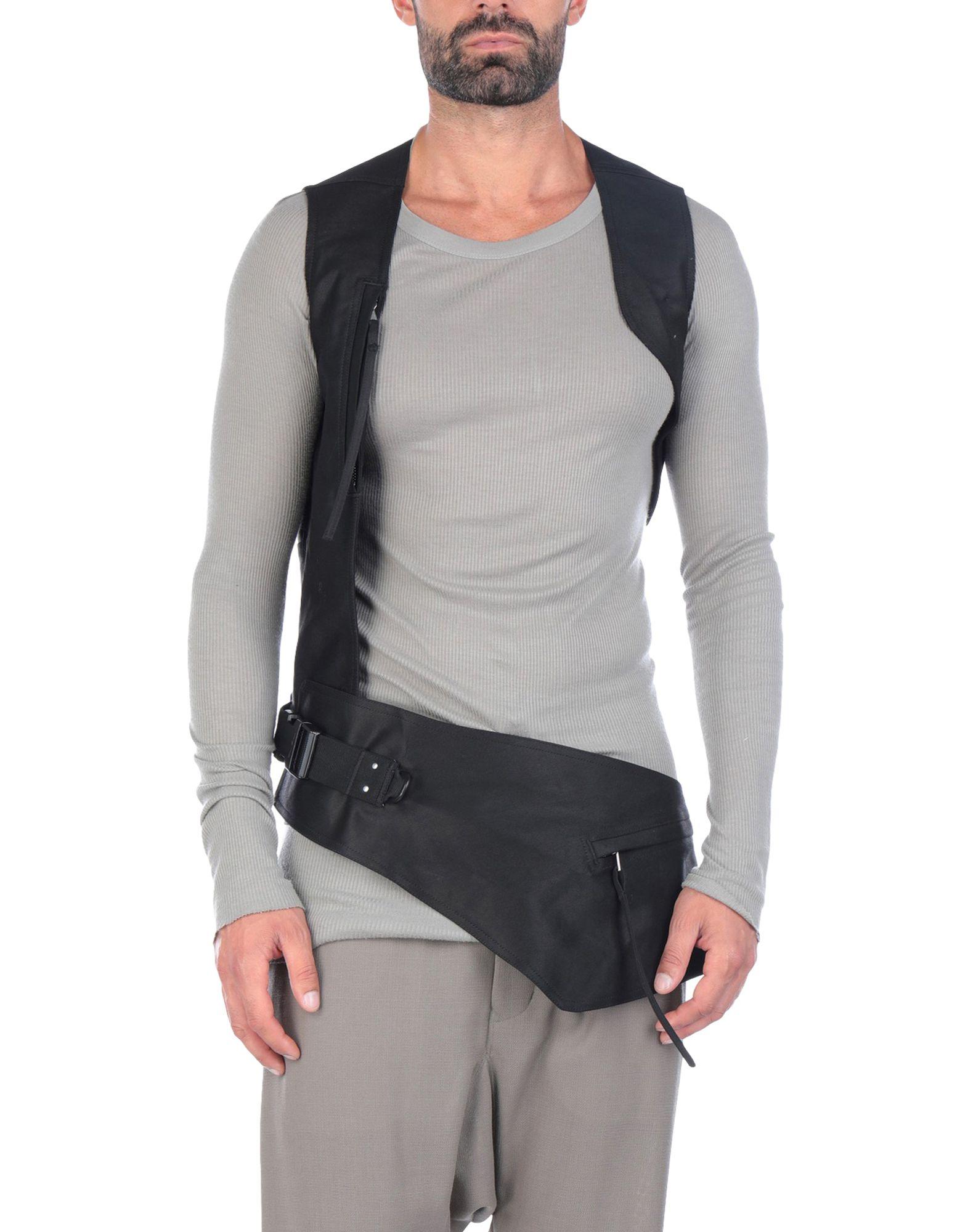 RICK OWENS Рюкзаки  сумки на пояс