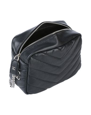 Фото 2 - Сумку через плечо от LA CARRIE черного цвета
