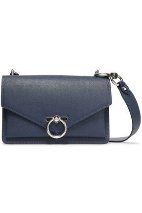 REBECCA MINKOFF Twilight textured-leather shoulder bag