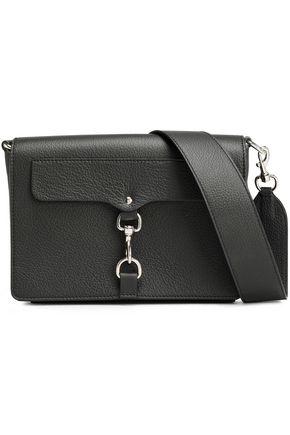 REBECCA MINKOFF MAB Flap leather shoulder bag