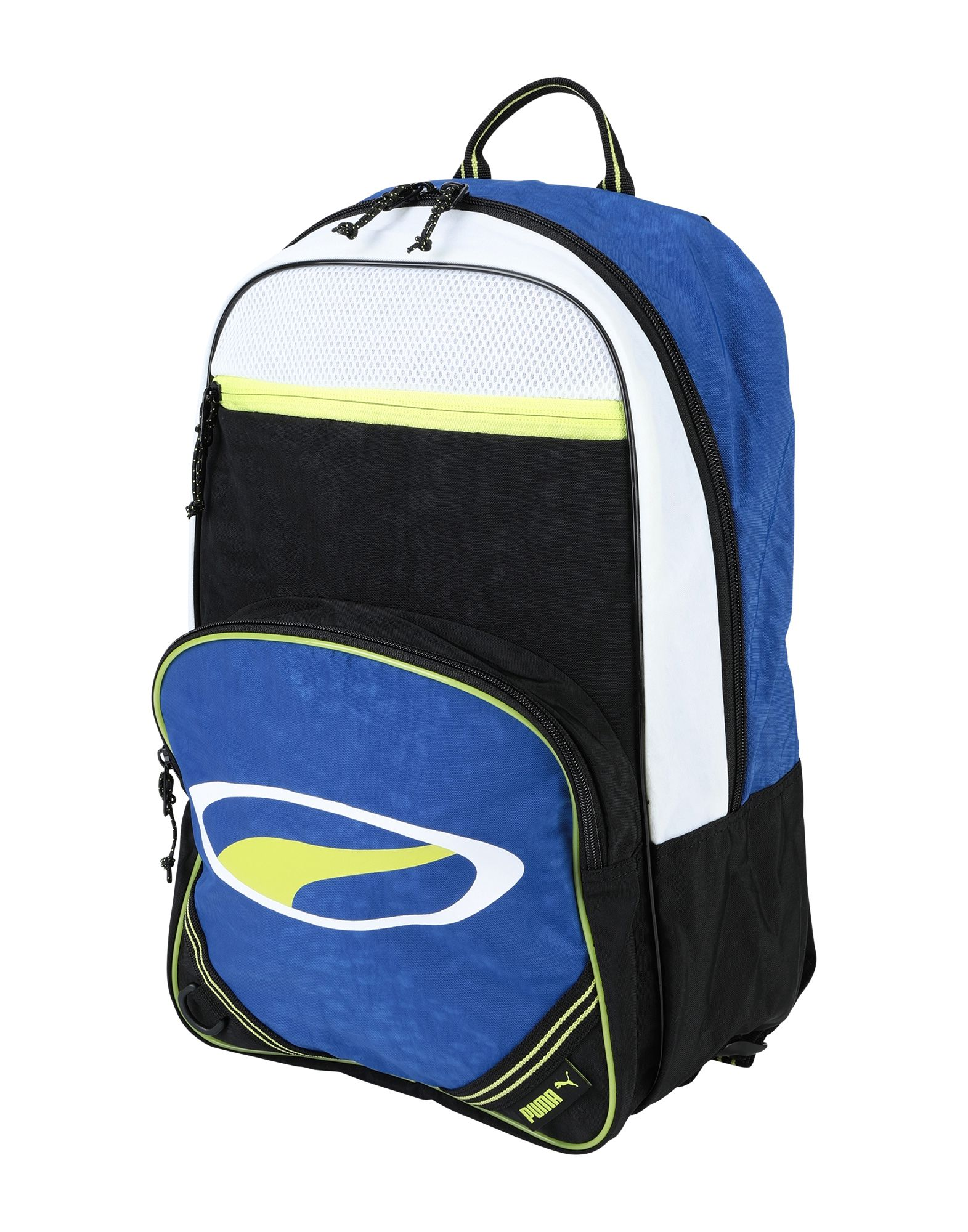 《セール開催中》PUMA Unisex バックパック&ヒップバッグ ブラック ナイロン 84% / ポリエステル 16% Cell Backpack Surf The Web