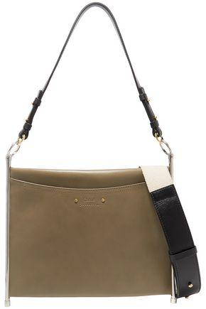CHLOÉ Roy convertible textured-leather shoulder bag