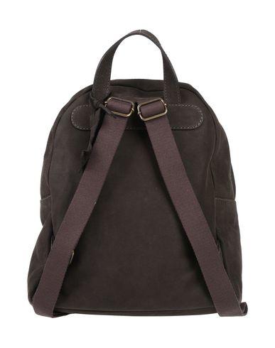 Фото 2 - Рюкзаки и сумки на пояс темно-коричневого цвета