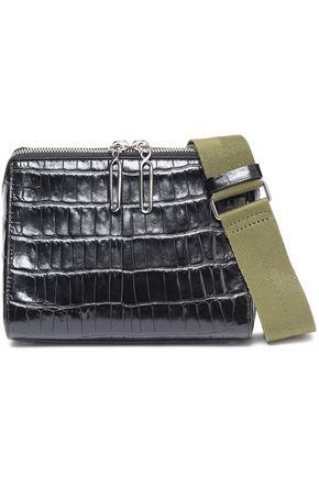 3.1 PHILLIP LIM Ray croc-effect leather shoulder bag