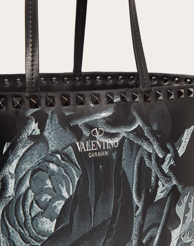 Borsa Shopping Rockstud Valentino Garavani  Undercover