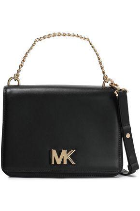 MICHAEL MICHAEL KORS Swag logo-embellished leather shoulder bag