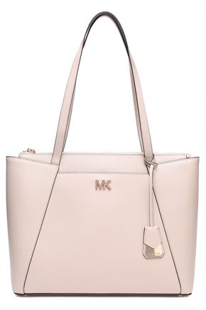 MICHAEL MICHAEL KORS Maddie textured-leather tote