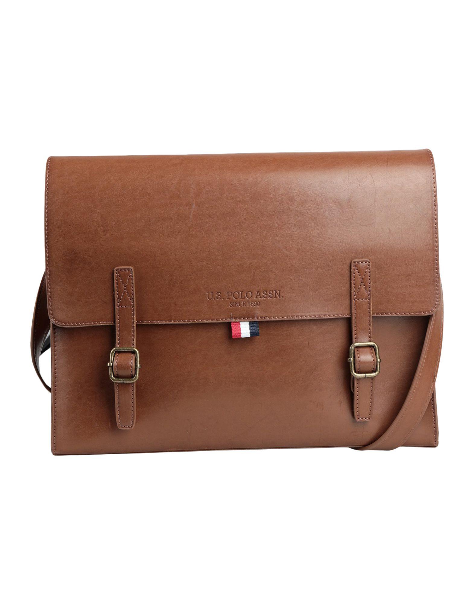 U.S.POLO ASSN. Деловые сумки сумки magnolia сумка женская a761 7363 лак искусственная кожа page 8
