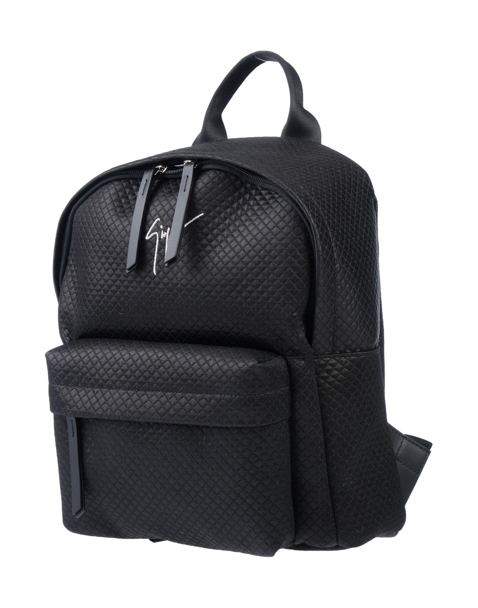 GIUSEPPE ZANOTTI Рюкзаки  сумки на пояс