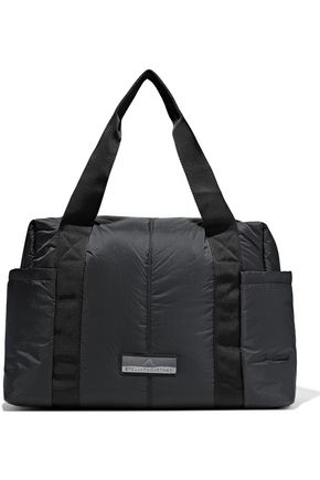 ADIDAS by STELLA McCARTNEY Shipshape quilted shell weekend bag