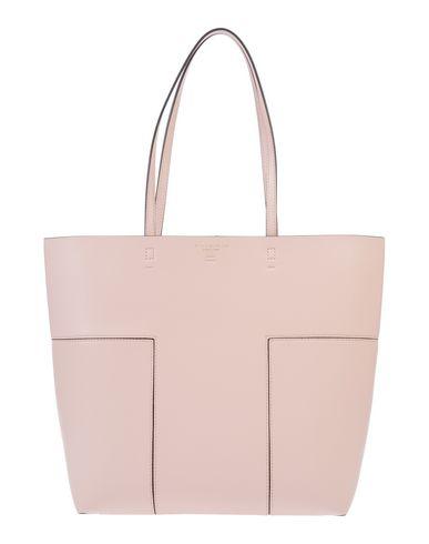 Фото - Сумку на плечо светло-розового цвета
