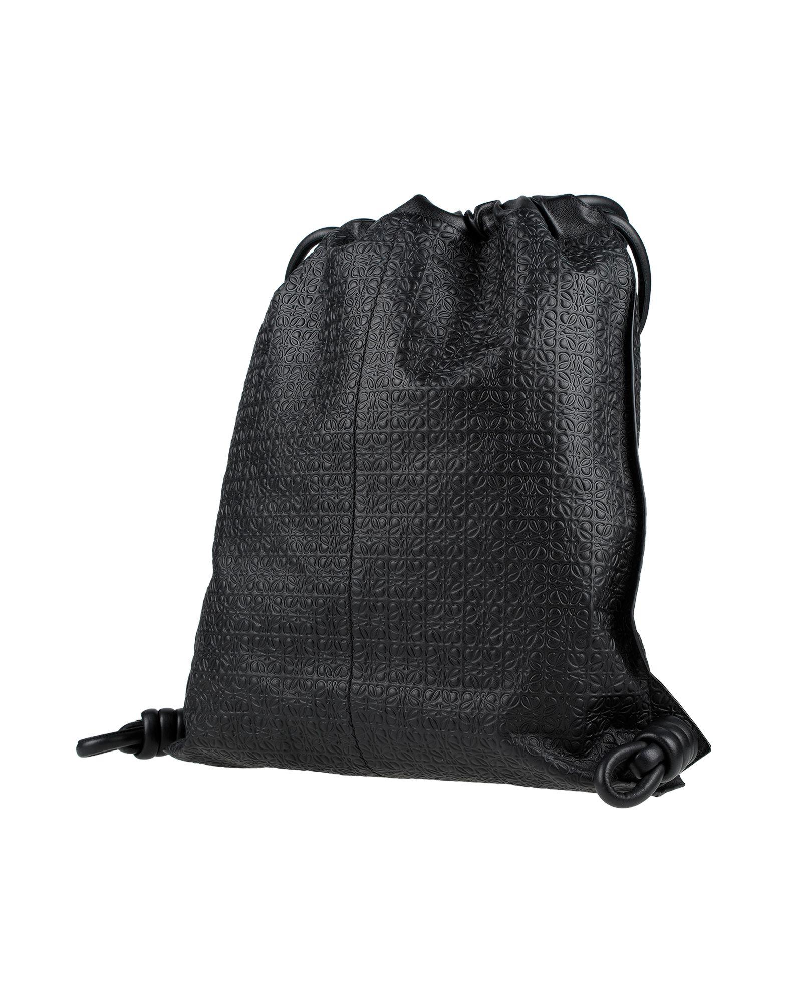 LOEWE Рюкзаки  сумки на пояс