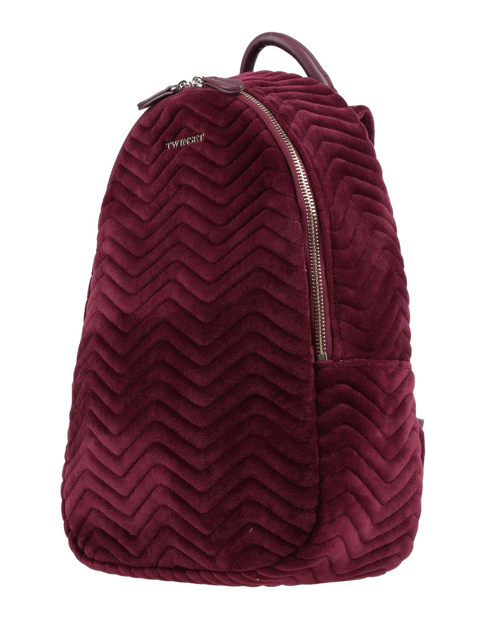 MY TWIN TWINSET Рюкзаки и сумки на пояс цена и фото