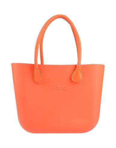 Купить Сумку на руку оранжевого цвета