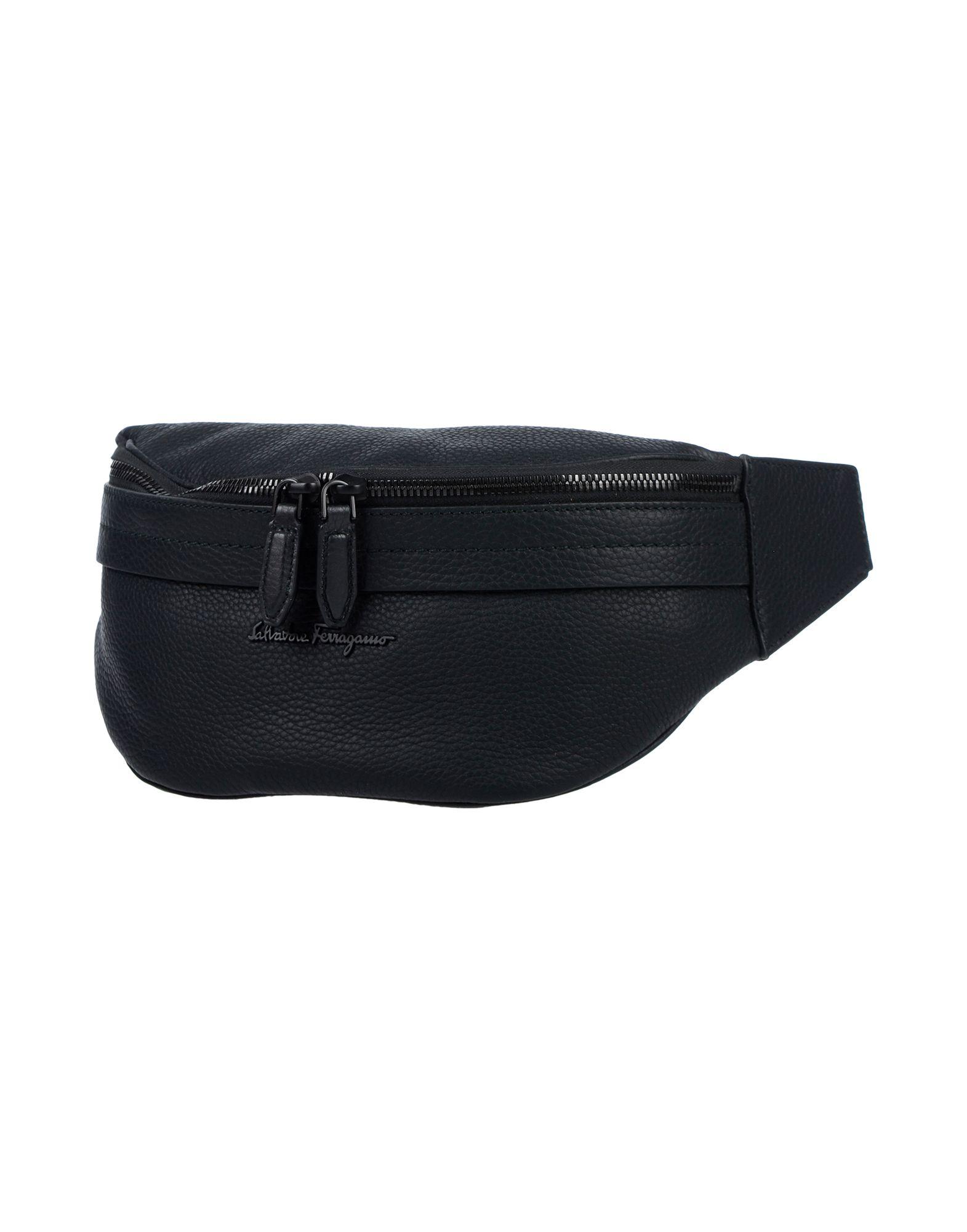 SALVATORE FERRAGAMO Рюкзаки и сумки на пояс
