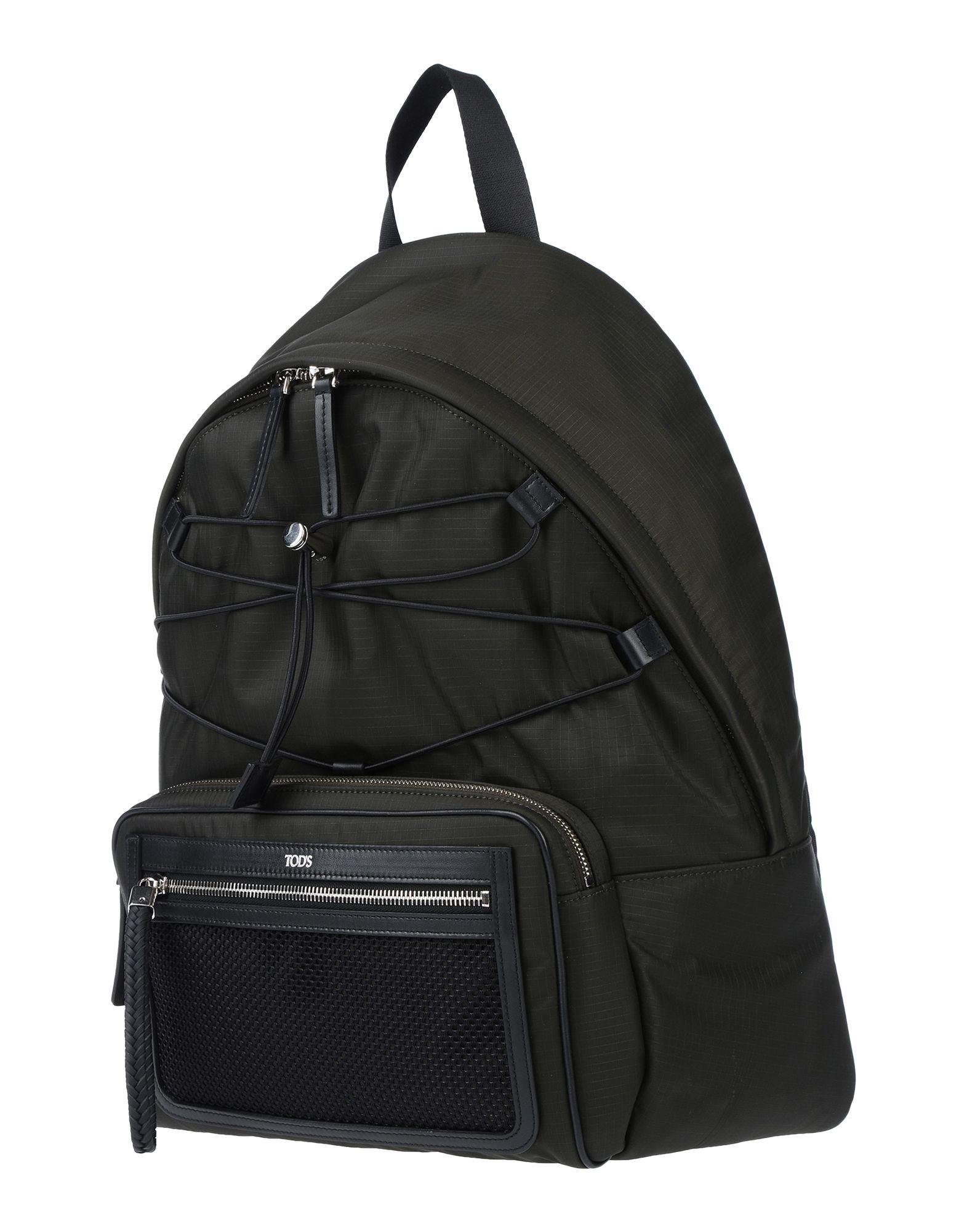 TOD'S Рюкзаки и сумки на пояс цены