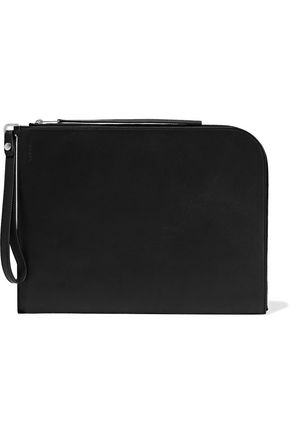 RICK OWENS Leather pouch