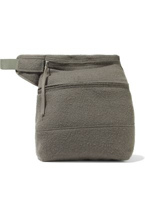RICK OWENS Brushed felt belt bag