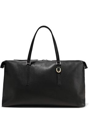 RICK OWENS Pro textured-leather weekend bag
