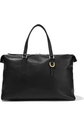 RICK OWENS Day pebbled-leather tote