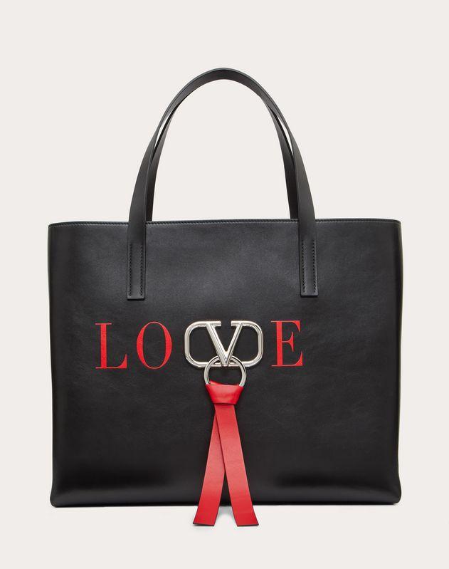 E/W LOVE Shopper Tote