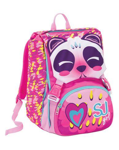 Фото - Рюкзаки и сумки на пояс от SJ GANG by SEVEN цвета фуксия