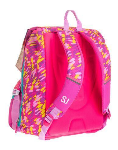 Фото 2 - Рюкзаки и сумки на пояс от SJ GANG by SEVEN цвета фуксия