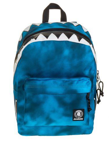 Фото - Рюкзаки и сумки на пояс синего цвета