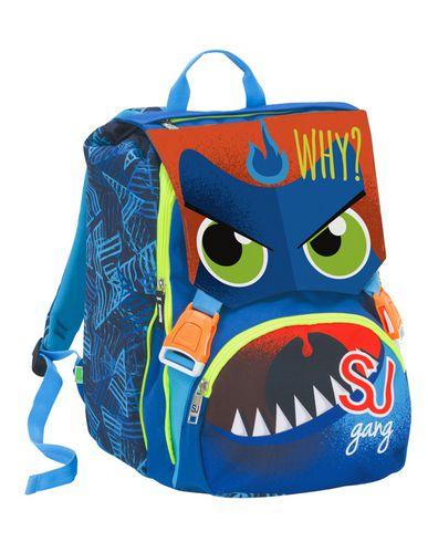 Фото - Рюкзаки и сумки на пояс от SJ GANG by SEVEN синего цвета