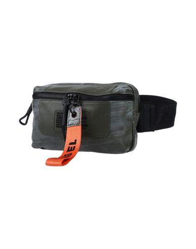 Фото - Рюкзаки и сумки на пояс цвет зеленый-милитари