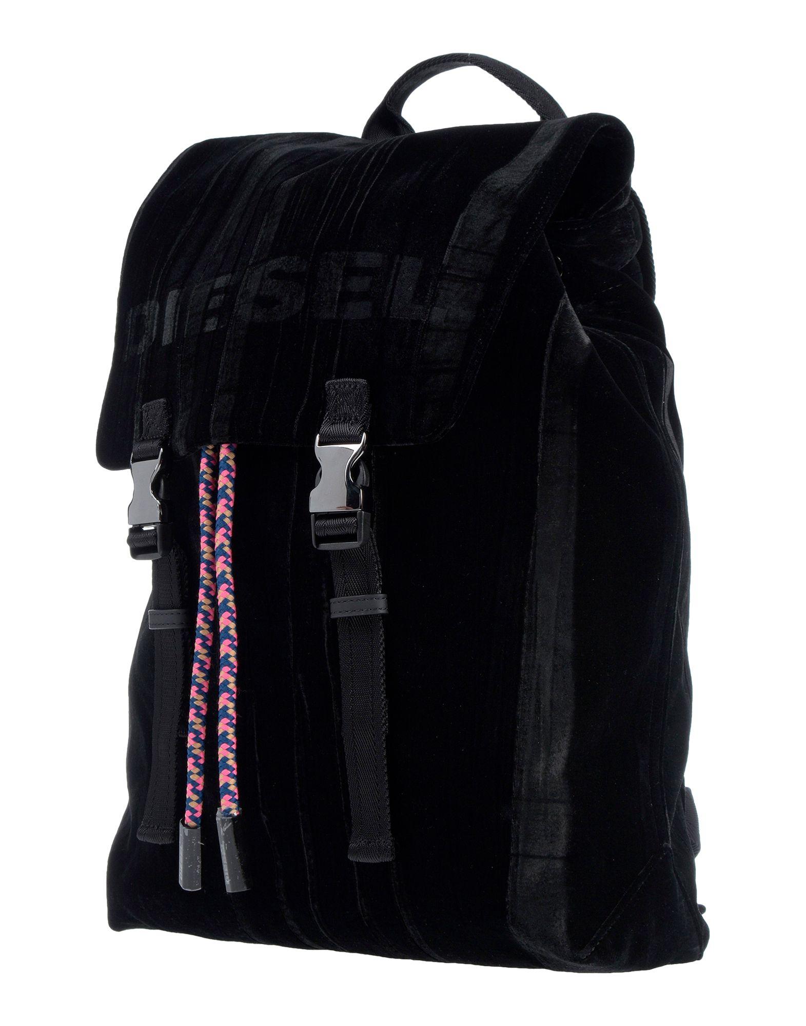 DIESEL Рюкзаки и сумки на пояс цена и фото