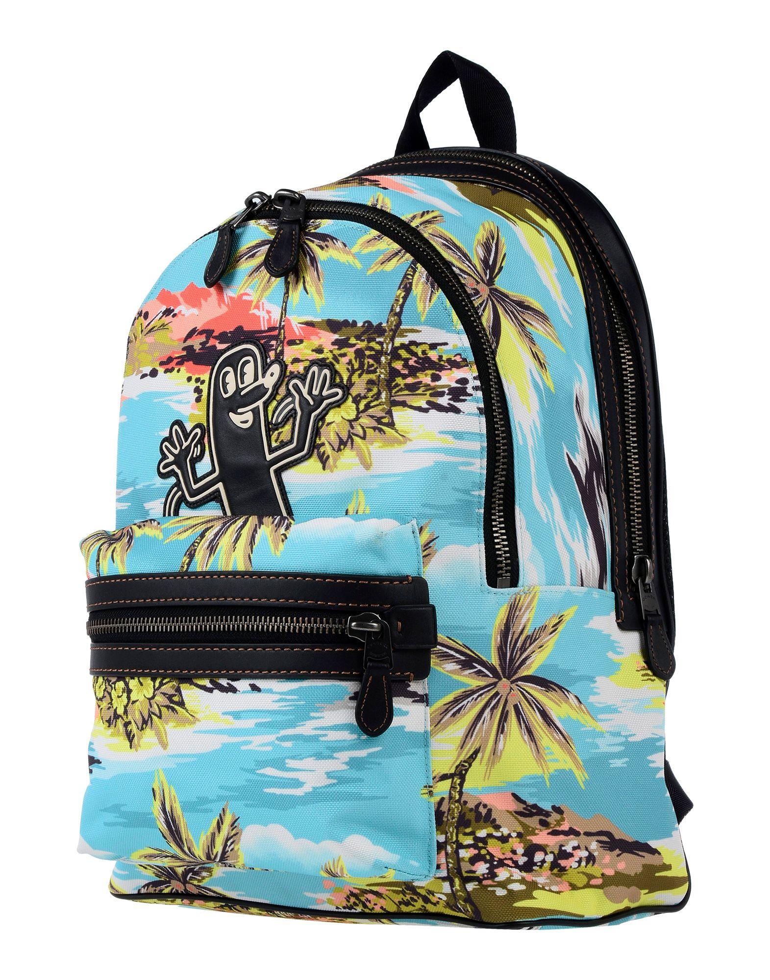 COACH x KEITH HARING Рюкзаки и сумки на пояс цена и фото