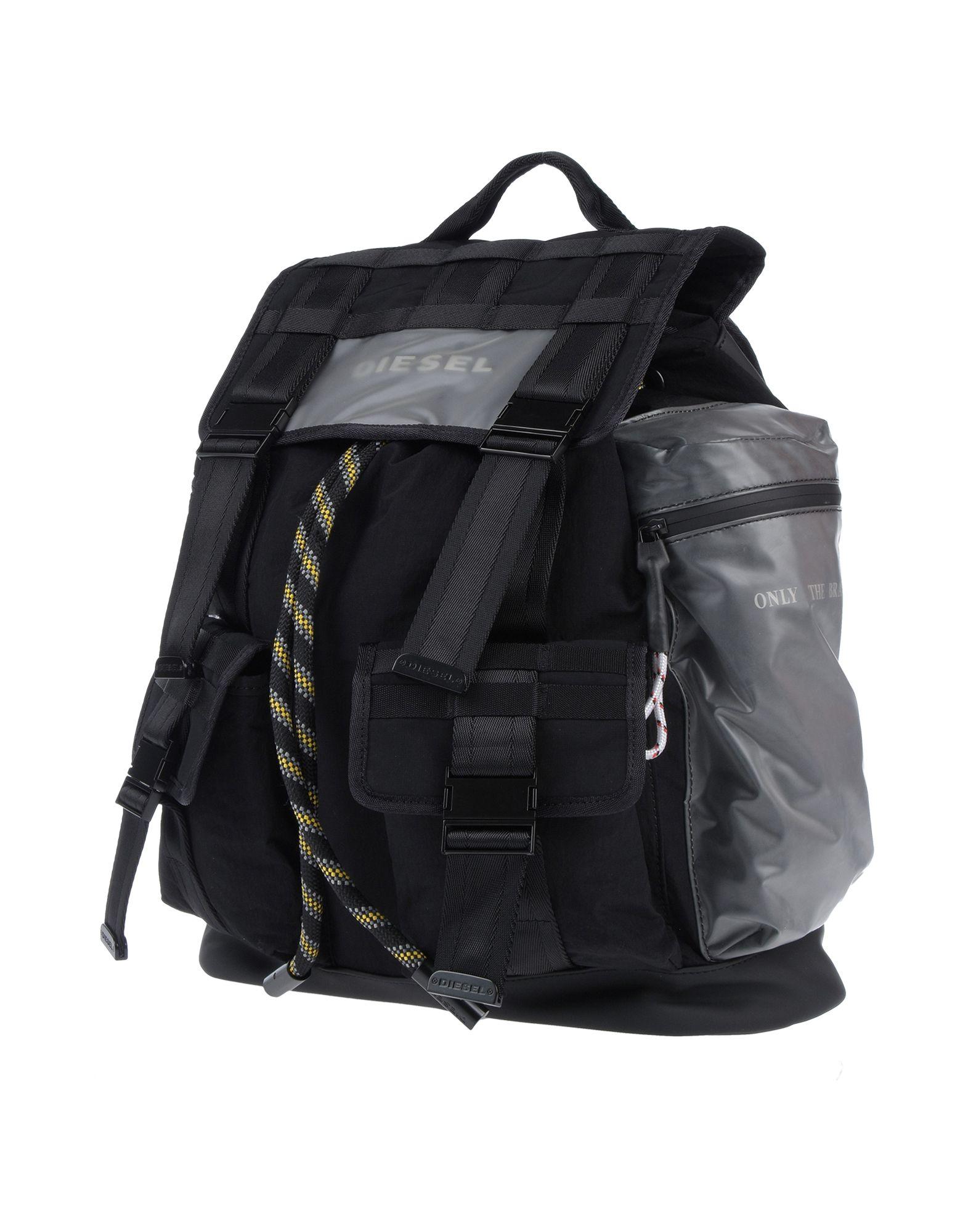 Фото - DIESEL Рюкзаки и сумки на пояс рюкзаки