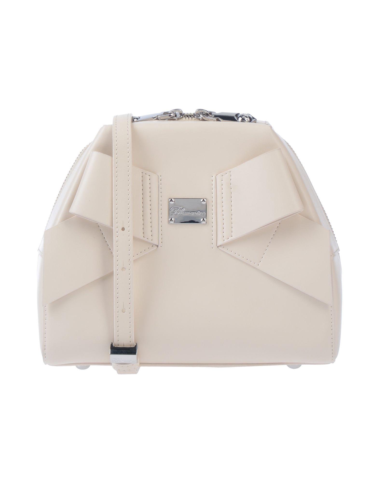 BLUMARINE Сумка через плечо blumarine сумка через плечо