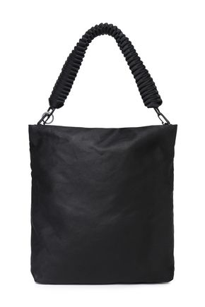 RICK OWENS Cotton shoulder bag