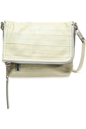 RICK OWENS Eelskin shoulder bag