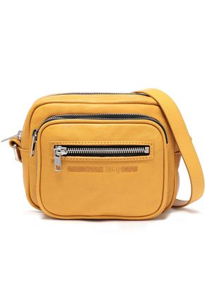 McQ Alexander McQueen Mini leather shoulder bag