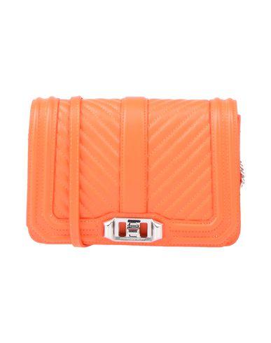 Фото - Сумку через плечо оранжевого цвета