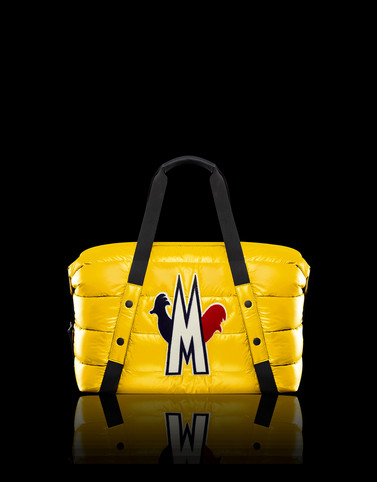 MAINE Yellow Bags Man