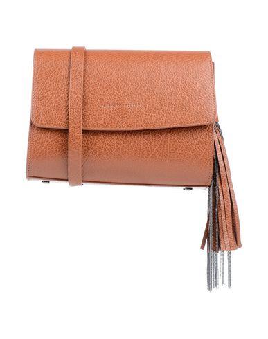 Купить Сумку на руку от FABIANA FILIPPI коричневого цвета