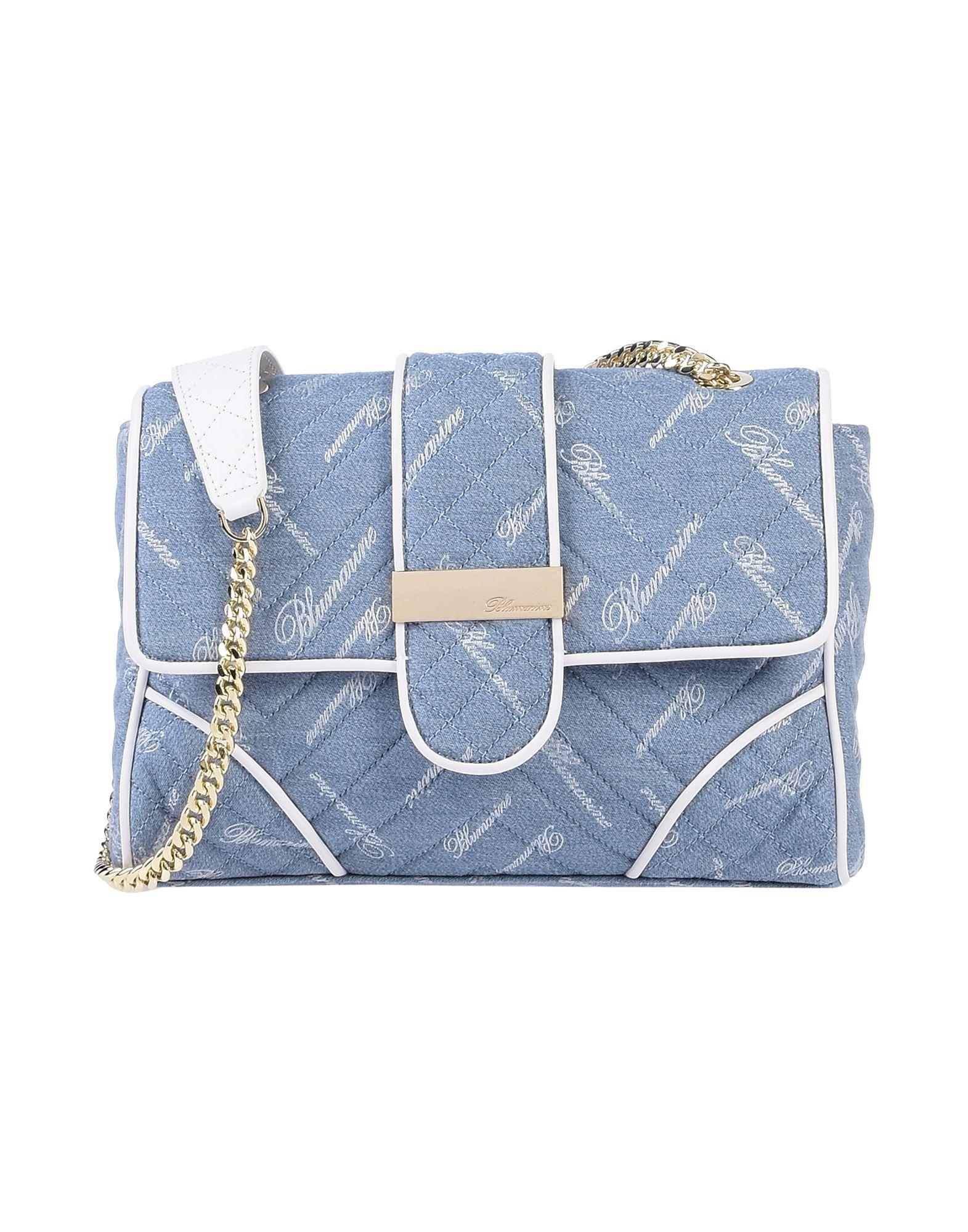Фото - BLUMARINE Сумка через плечо blugirl blumarine сумка через плечо