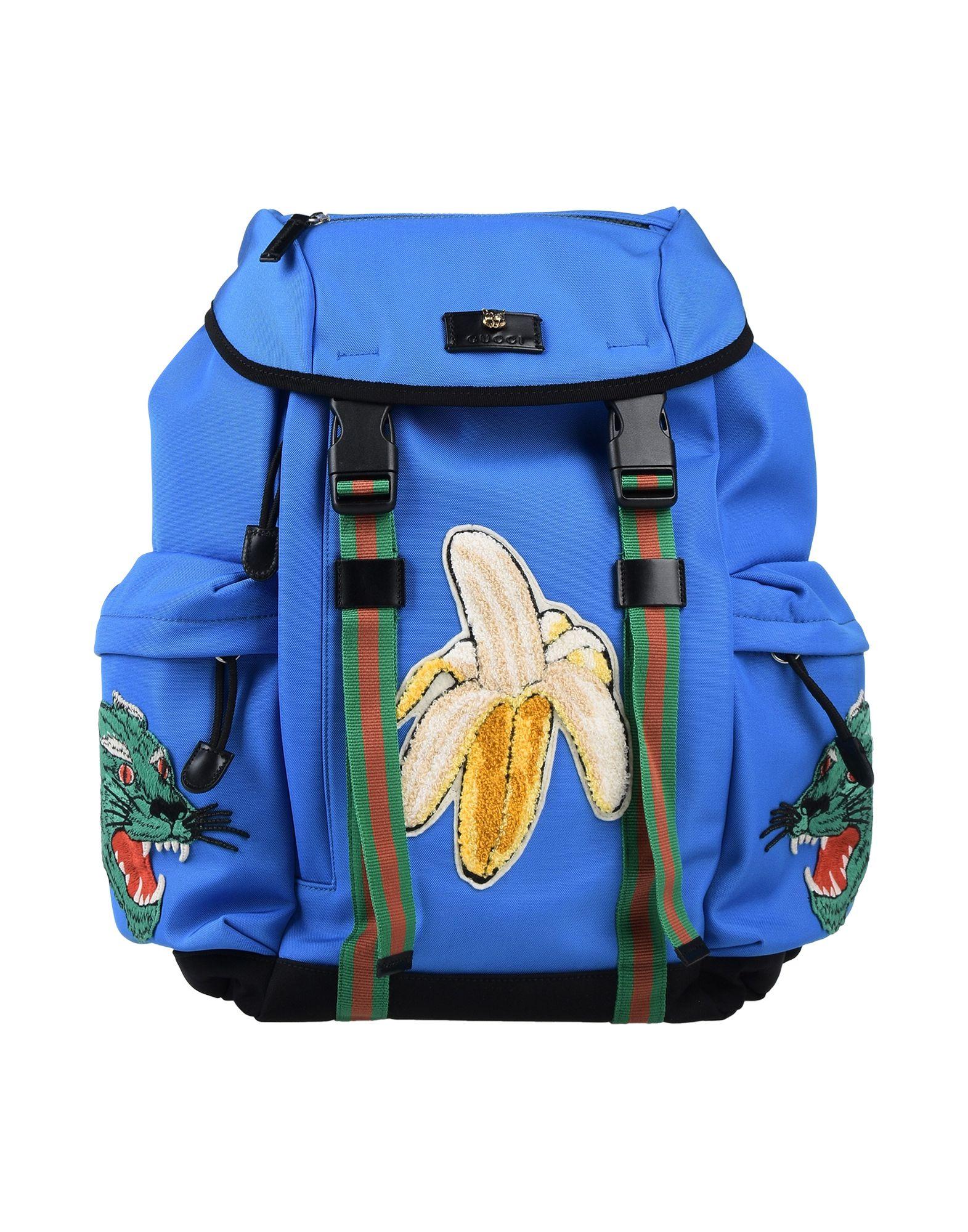 GUCCI Рюкзаки и сумки на пояс цена и фото
