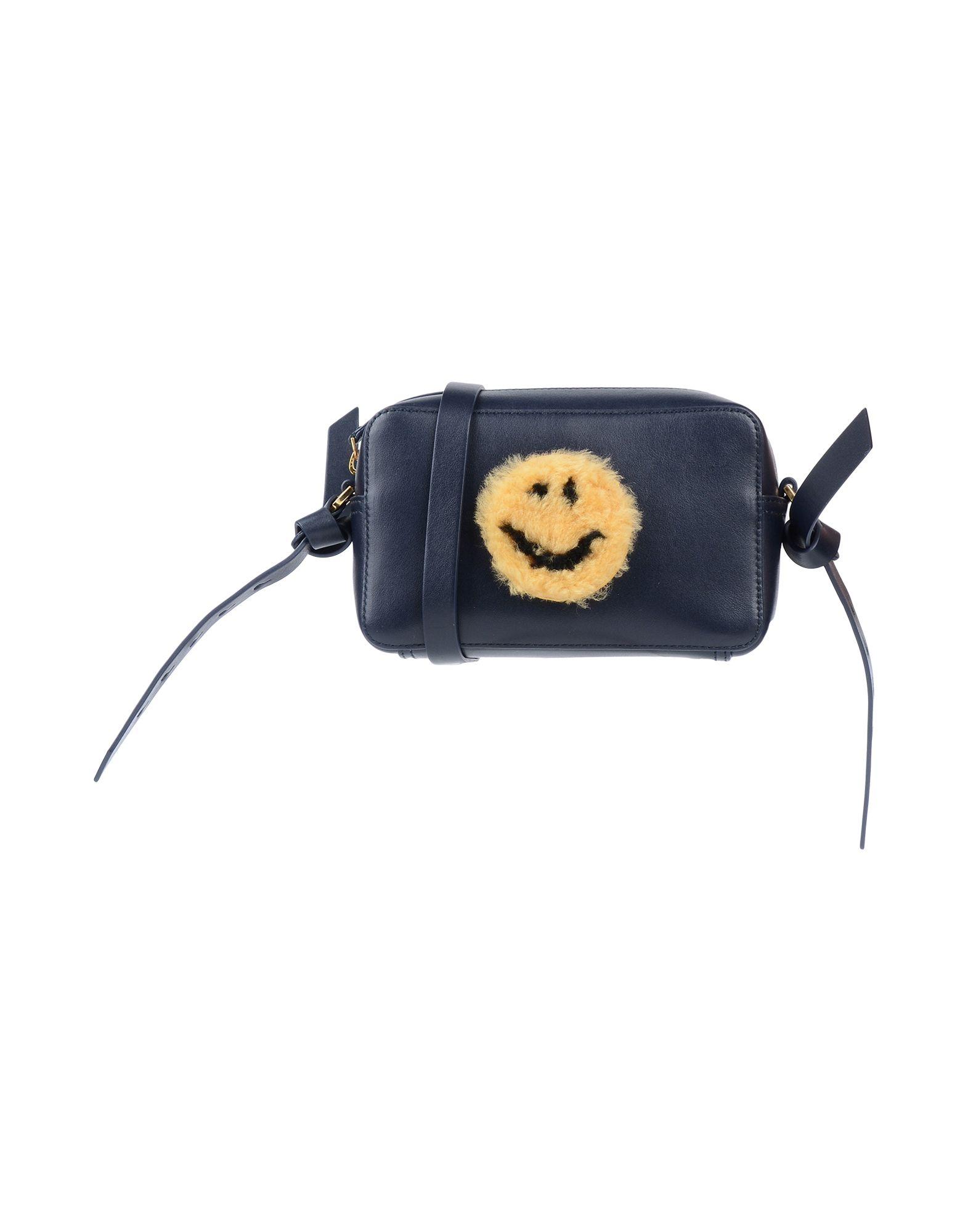 ANYA HINDMARCH Сумка через плечо anya hindmarch сумка через плечо
