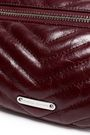 REBECCA MINKOFF Quilted leather belt bag