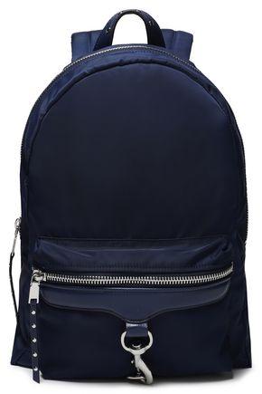 REBECCA MINKOFF Twill backpack