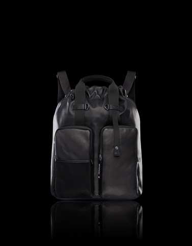 ADOUR Black Bags Man