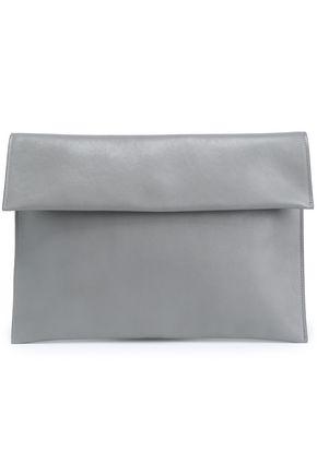 MARNI حقيبة كلاتش من الجلد