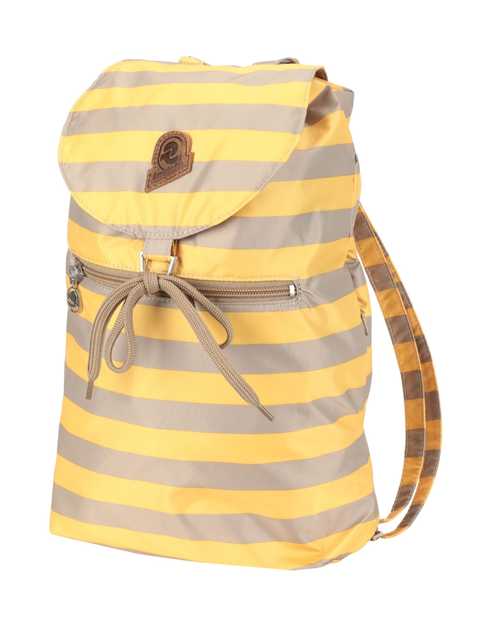 Invicta Backpack & Fanny Pack In Yellow