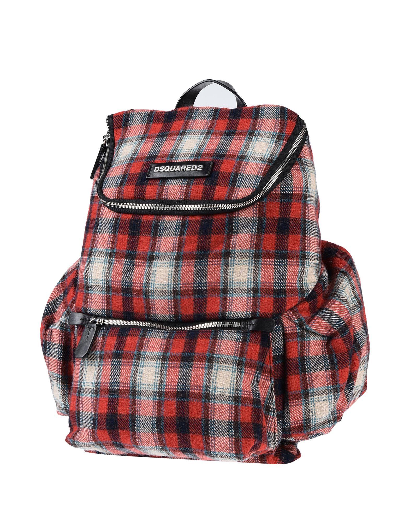 DSQUARED2 Рюкзаки и сумки на пояс цена и фото